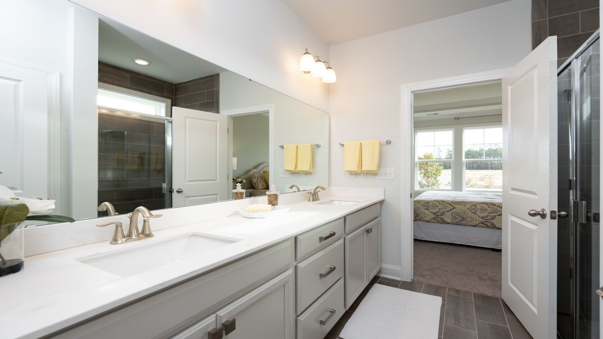 Bathroom featured in the EATON By D.R. Horton in Myrtle Beach, SC