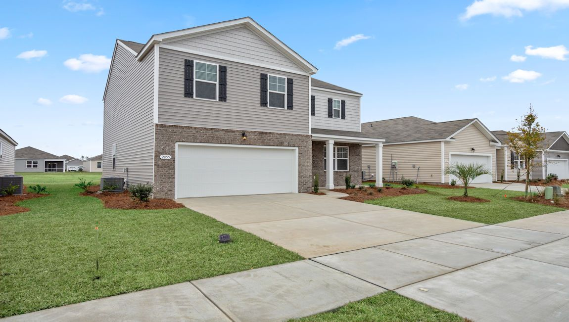 Exterior featured in the GALEN By D.R. Horton in Myrtle Beach, SC