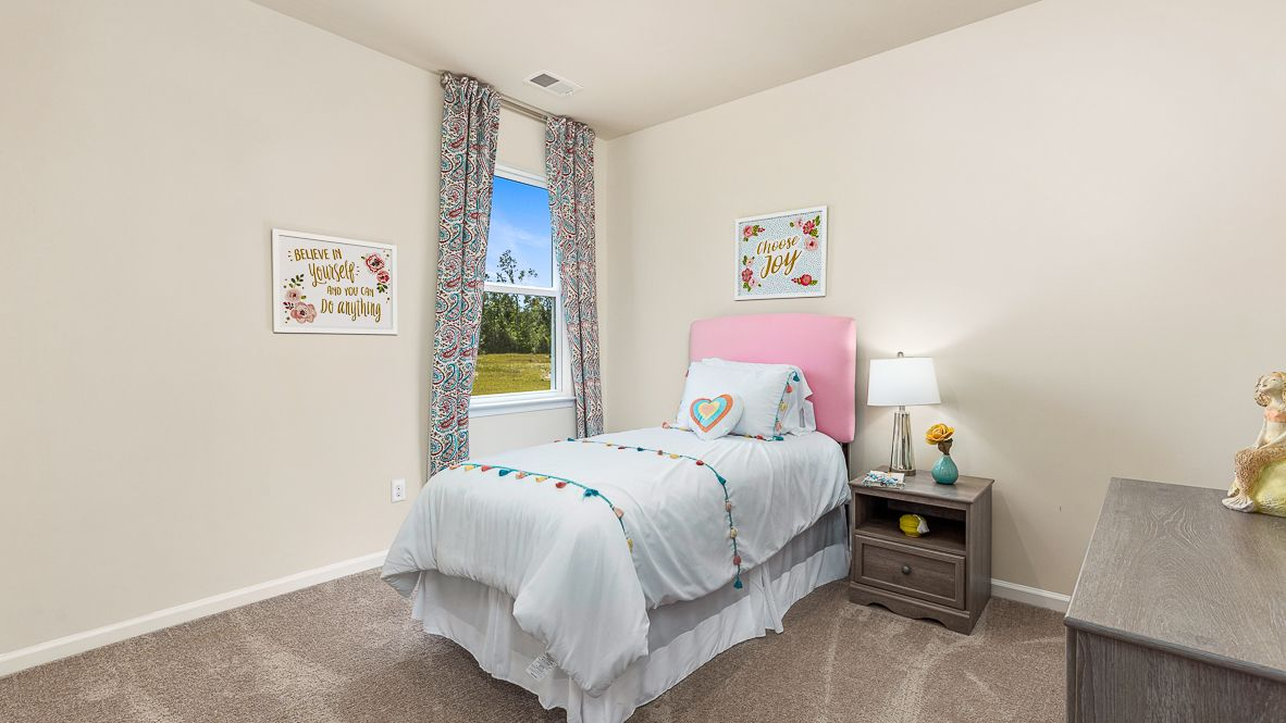 Bedroom featured in the ARIA By D.R. Horton in Myrtle Beach, SC