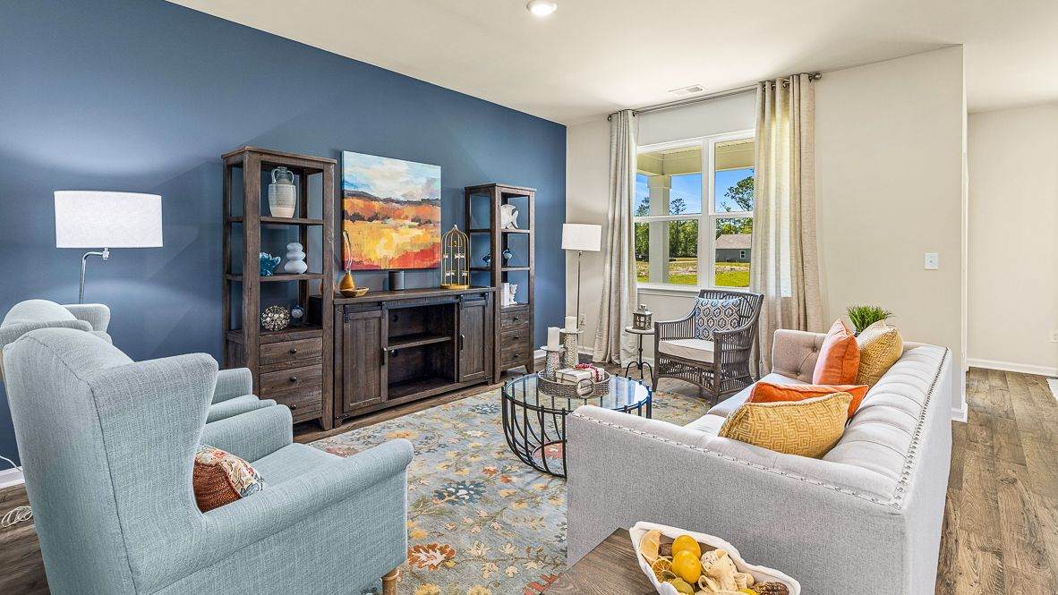 Living Area featured in the ARIA By D.R. Horton in Myrtle Beach, SC
