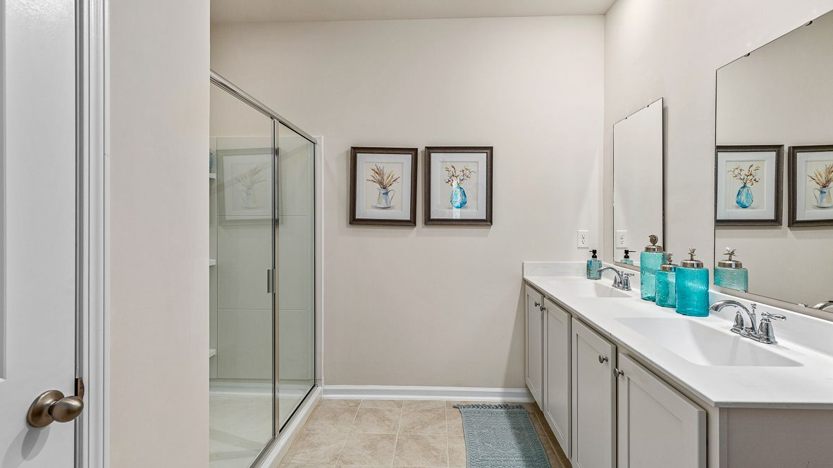 Bathroom featured in the ARIA By D.R. Horton in Myrtle Beach, SC