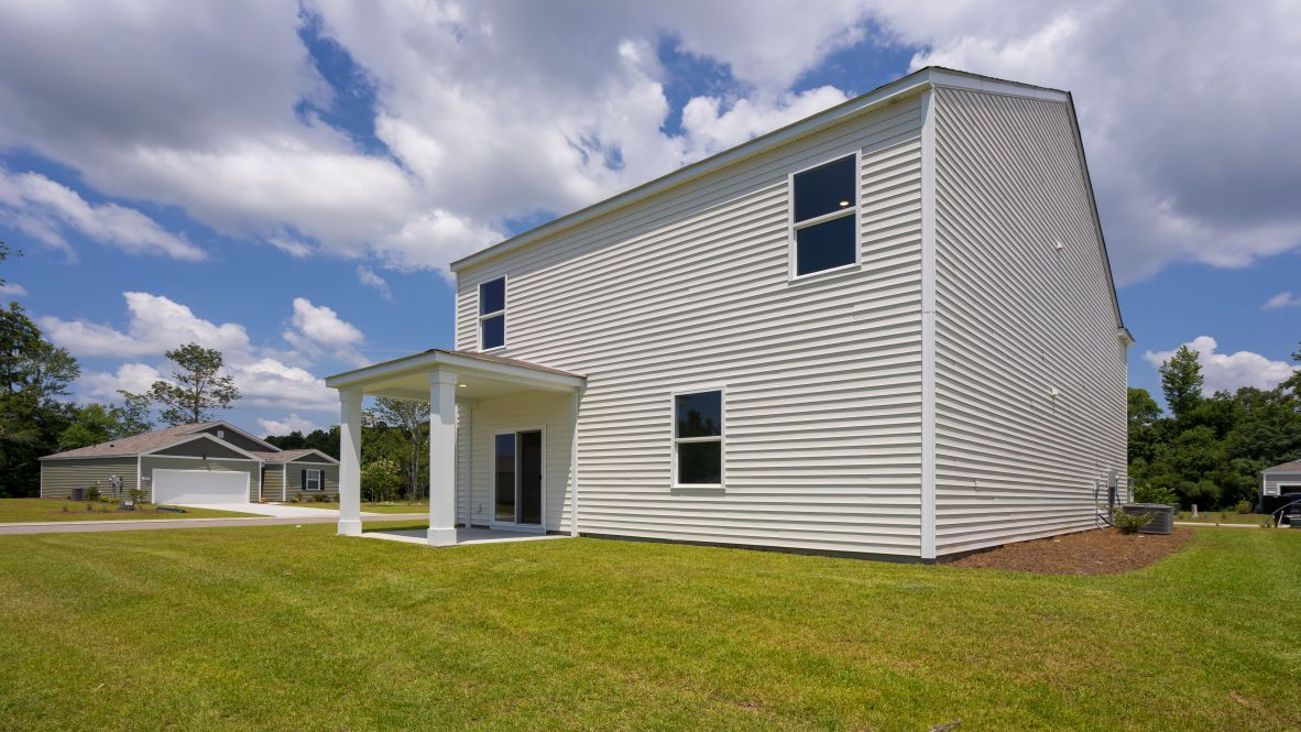 Exterior featured in the ROBIE By D.R. Horton in Myrtle Beach, SC