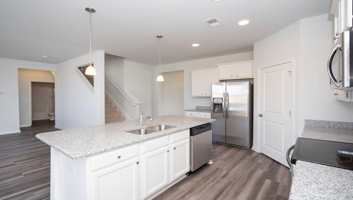 Kitchen featured in the HAYDEN By D.R. Horton in Myrtle Beach, SC