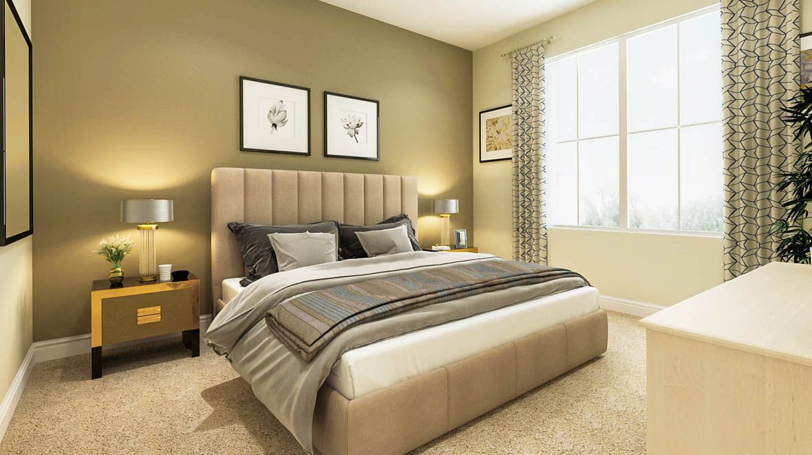 Bedroom featured in the Residence AR By D.R. Horton in San Francisco, CA