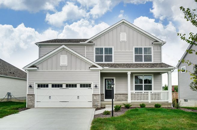 1247 Forest Edge Drive (Brookside)