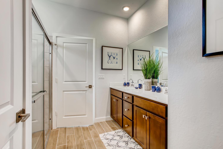 Bathroom featured in the Merritt By D.R. Horton in Palm Beach County, FL