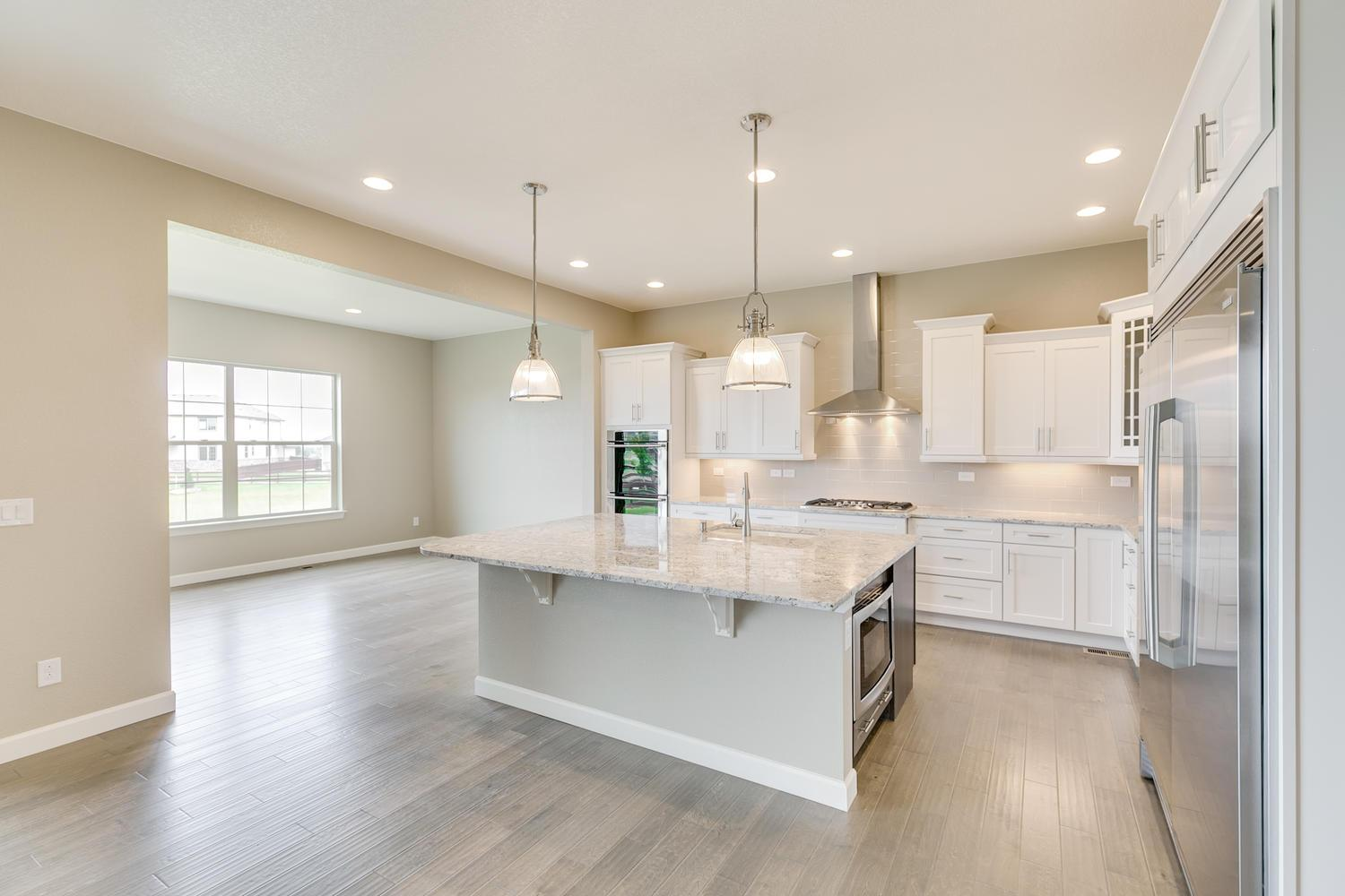 Kitchen featured in the Torreys Peak By D.R. Horton in Fort Collins-Loveland, CO