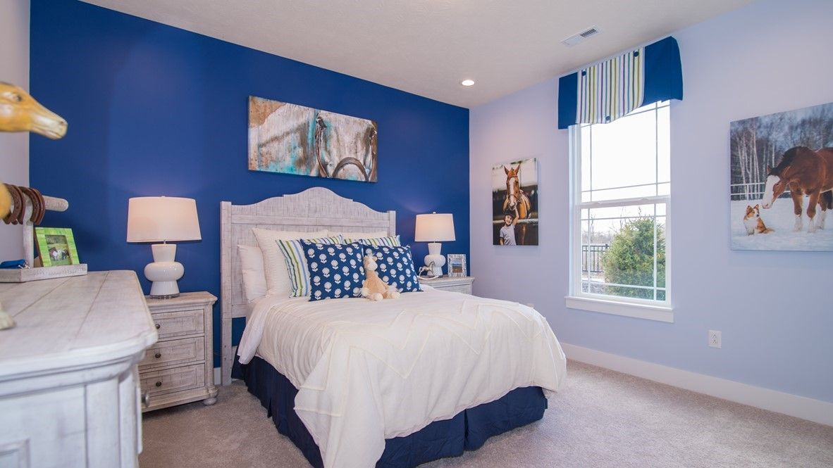 Bedroom featured in the Grandover II By D.R. Horton in Fort Wayne, IN