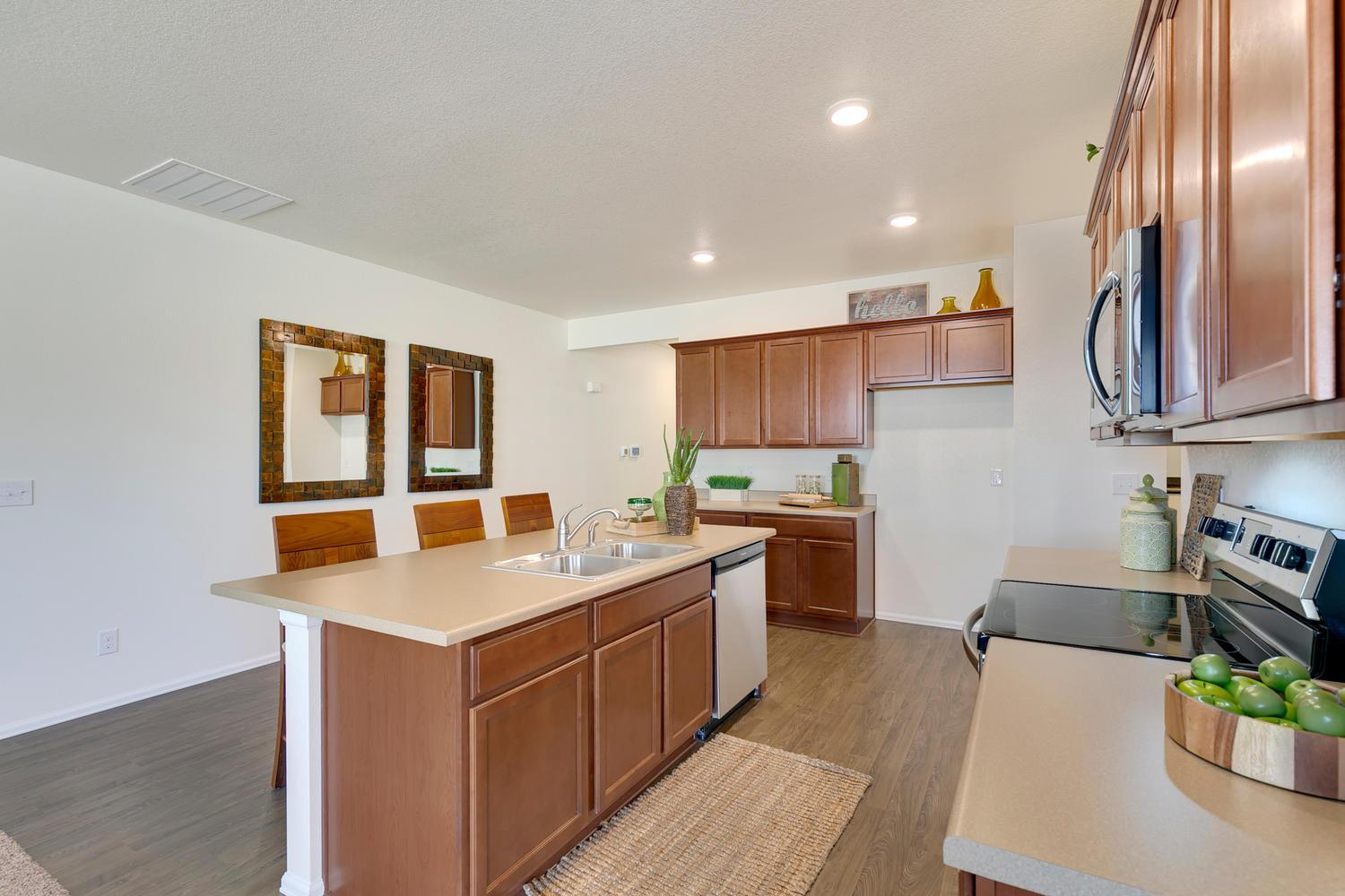 Kitchen featured in the ORCHARD By D.R. Horton in Denver, CO