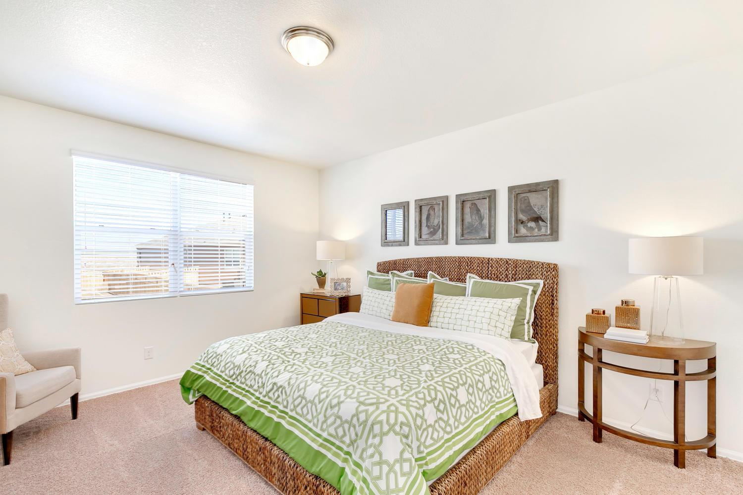 Bedroom featured in the ORCHARD By D.R. Horton in Denver, CO