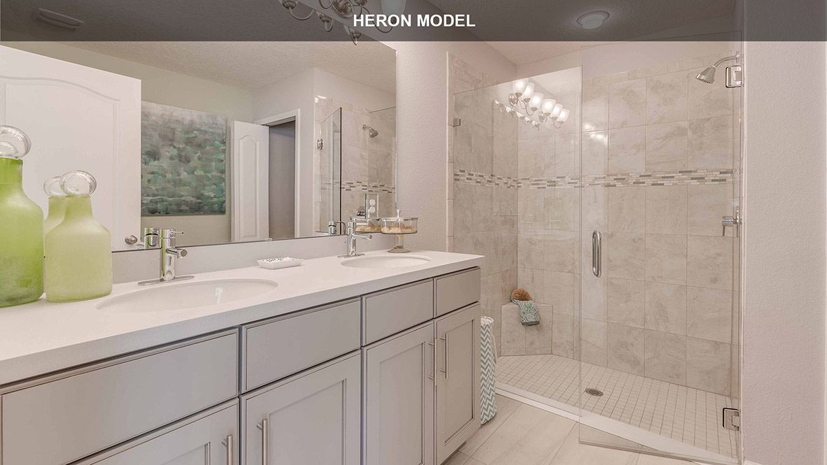 Bathroom featured in the Heron By D.R. Horton in Daytona Beach, FL