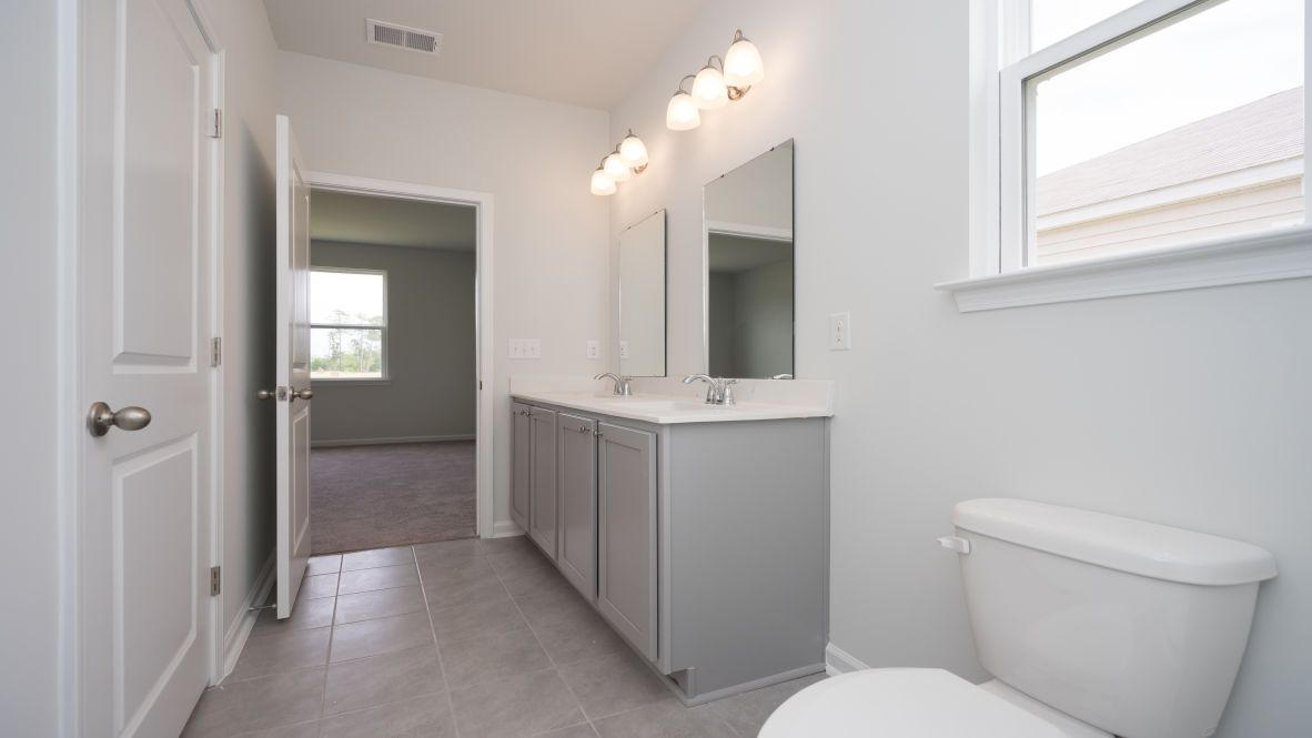 Bathroom featured in the KERRY By D.R. Horton in Myrtle Beach, SC