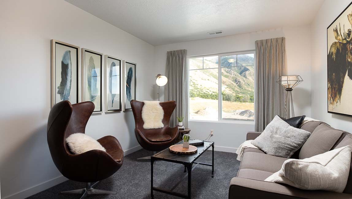 Living Area featured in the Taylor By D.R. Horton in Salt Lake City-Ogden, UT