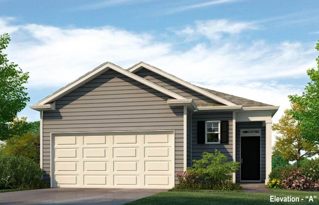 Exterior featured in the ALLEX By D.R. Horton in Jacksonville, NC