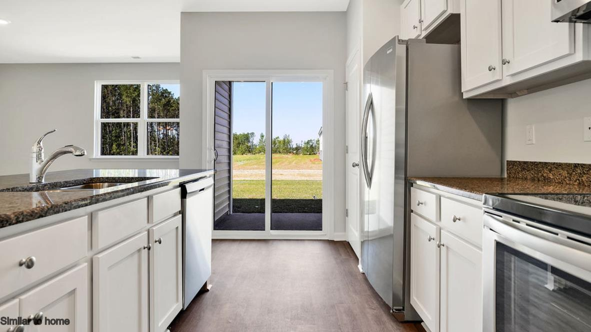 Kitchen featured in the KERRY By D.R. Horton in Jacksonville, NC