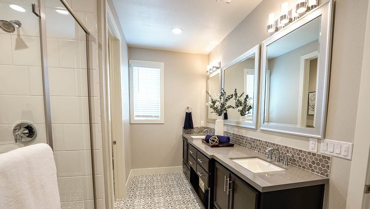 Bathroom featured in the Residence C By D.R. Horton in San Francisco, CA