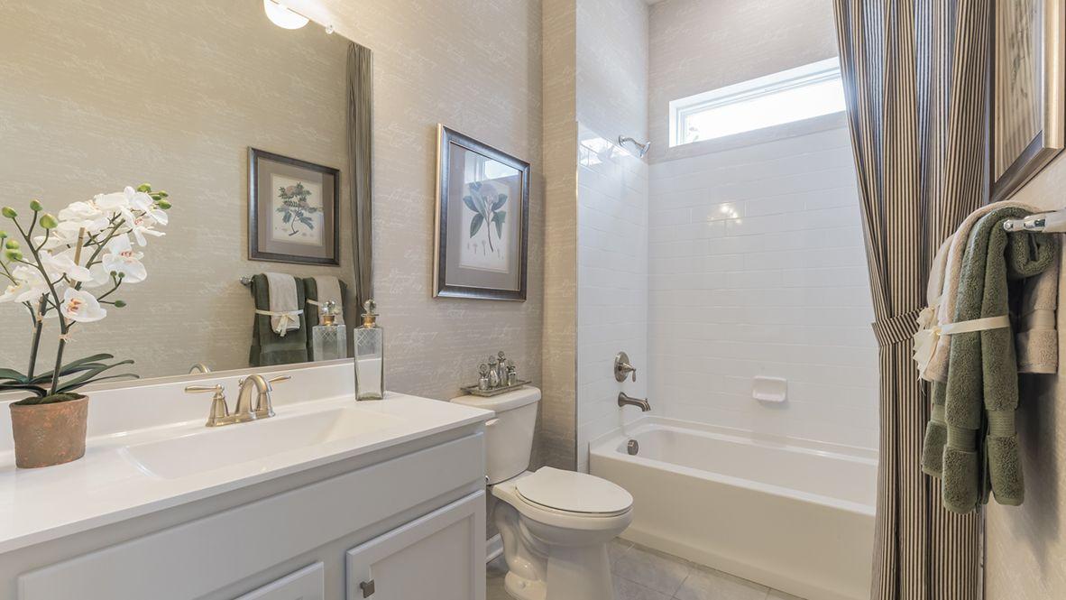 Bathroom featured in the Azalea By D.R. Horton in Ocean County, NJ
