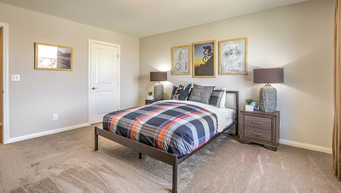 Bedroom featured in the 2868 PLAN By D.R. Horton in Las Vegas, NV