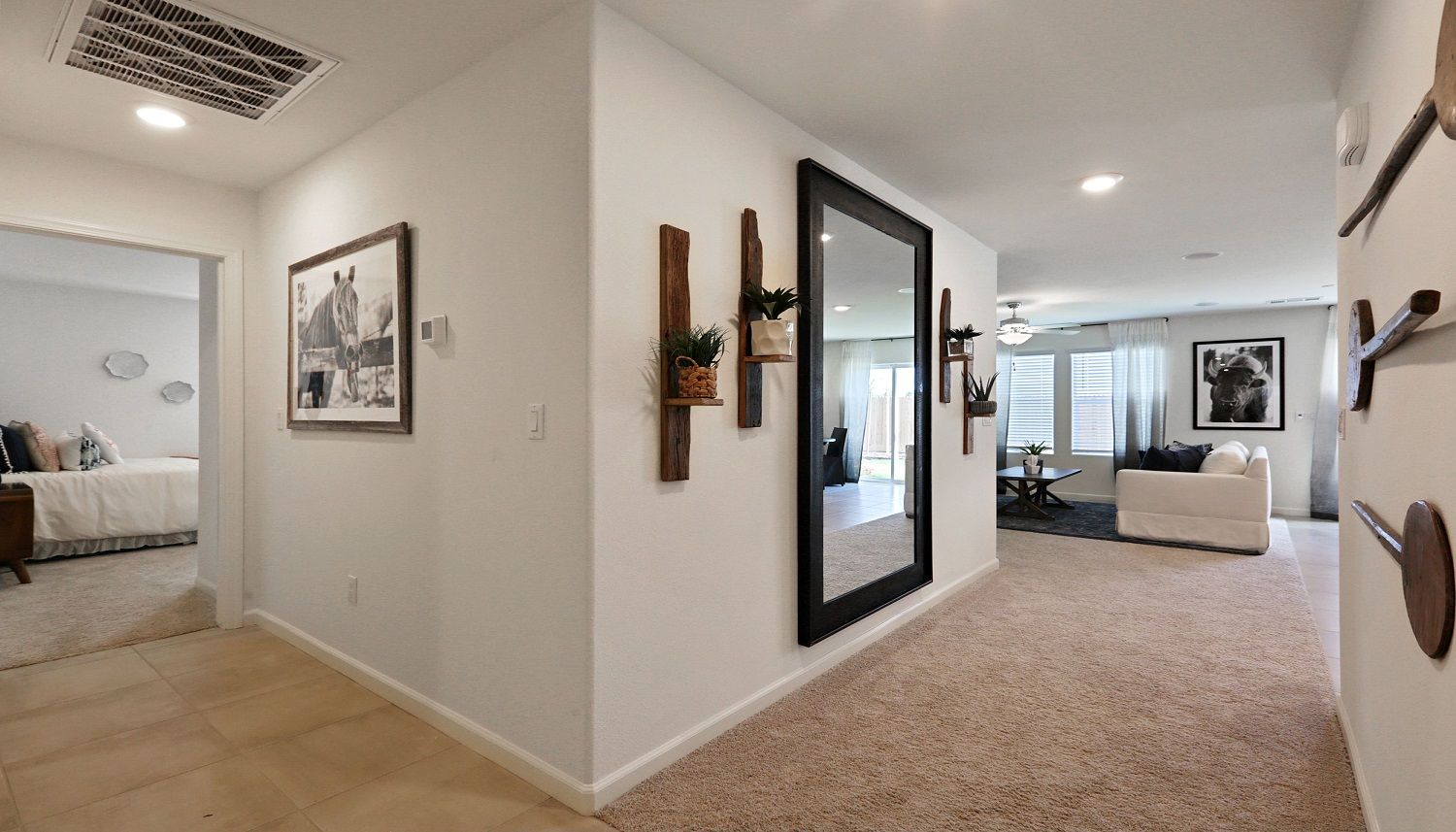 Living Area featured in the Adams By D.R. Horton in Visalia, CA
