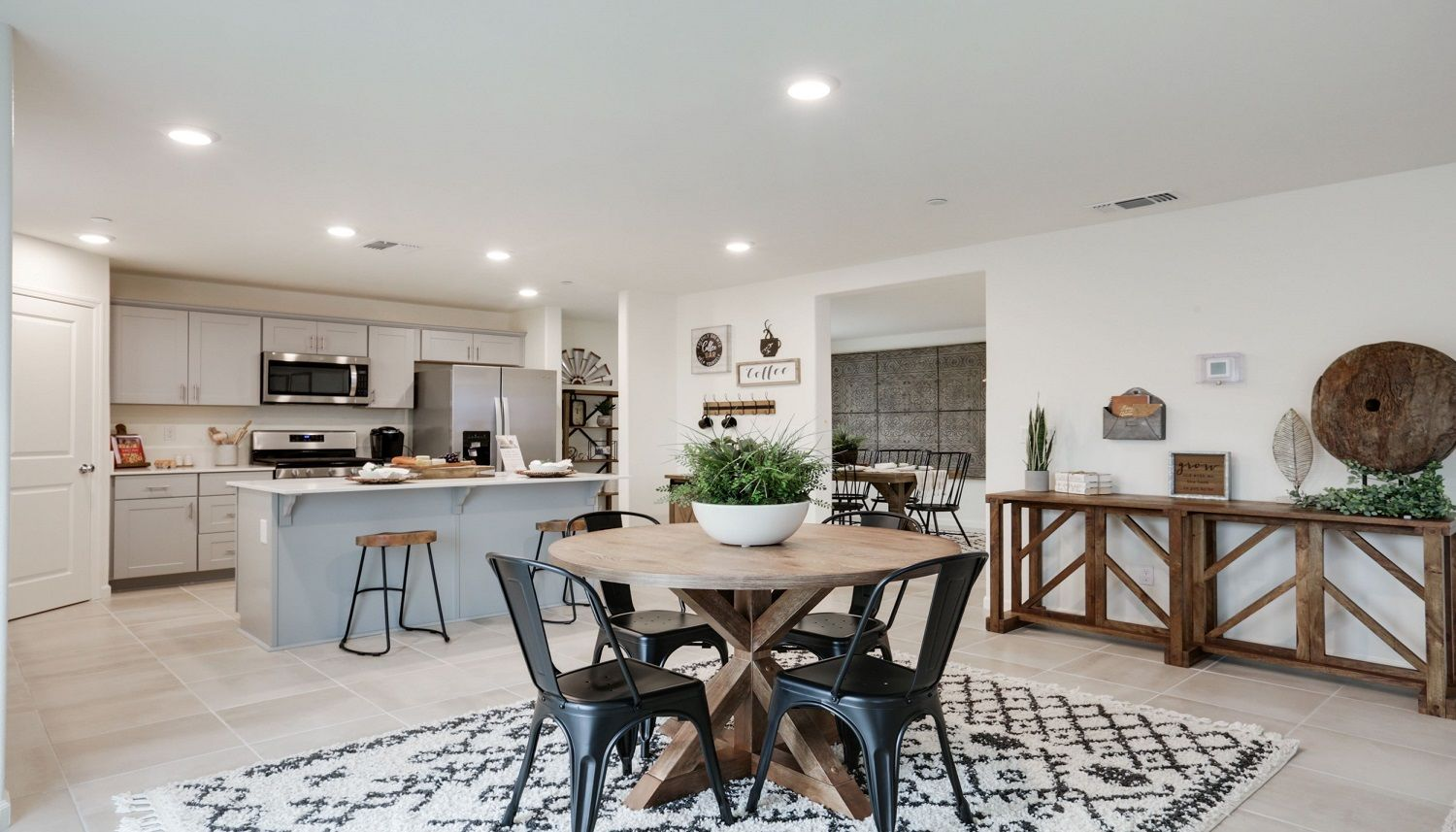 Kitchen featured in the Monroe By D.R. Horton in Bakersfield, CA