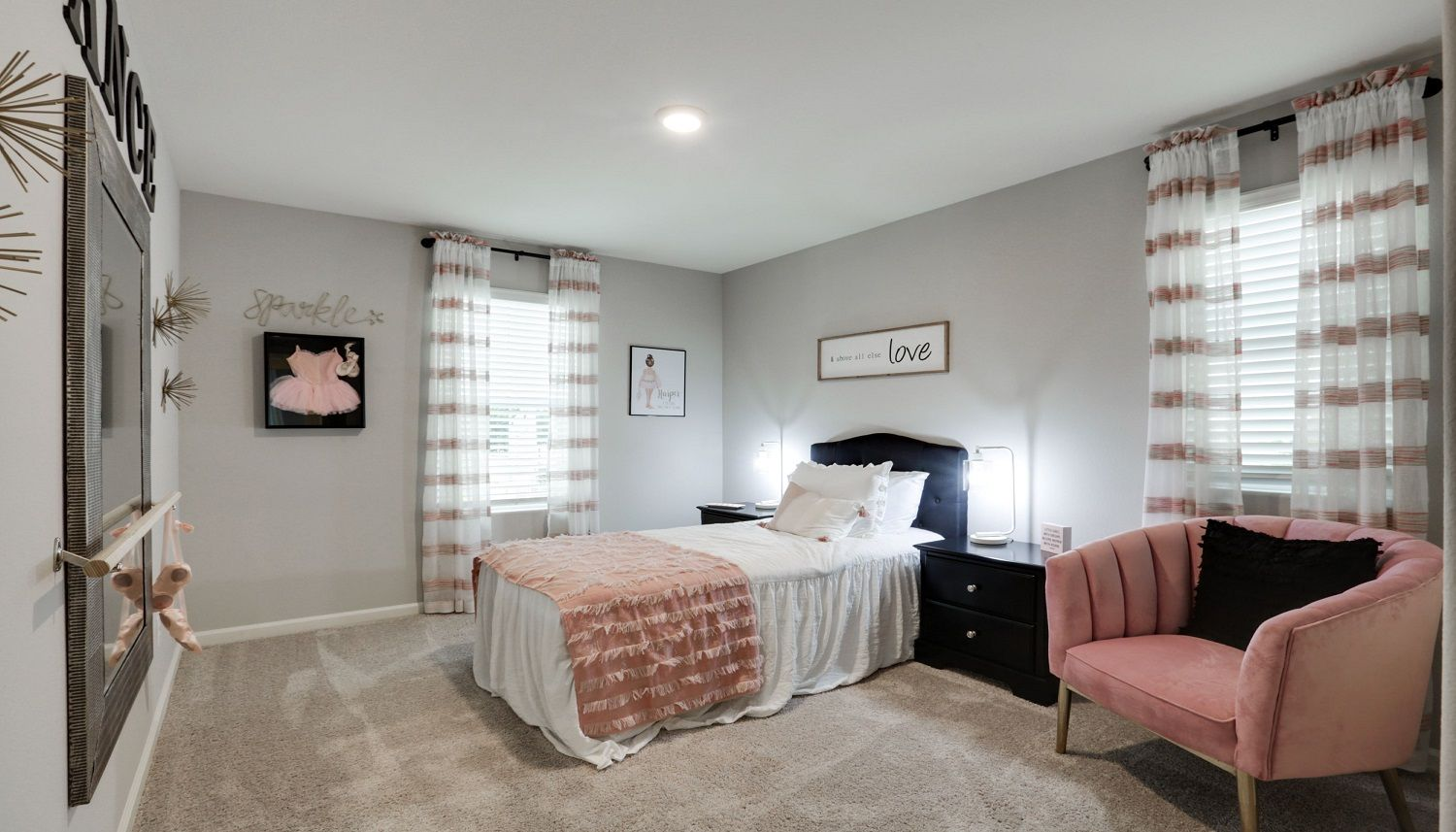 Bedroom featured in the Monroe By D.R. Horton in Bakersfield, CA