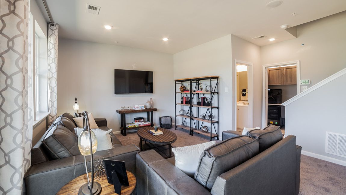 Living Area featured in the AUBURN By D.R. Horton in Baltimore, MD