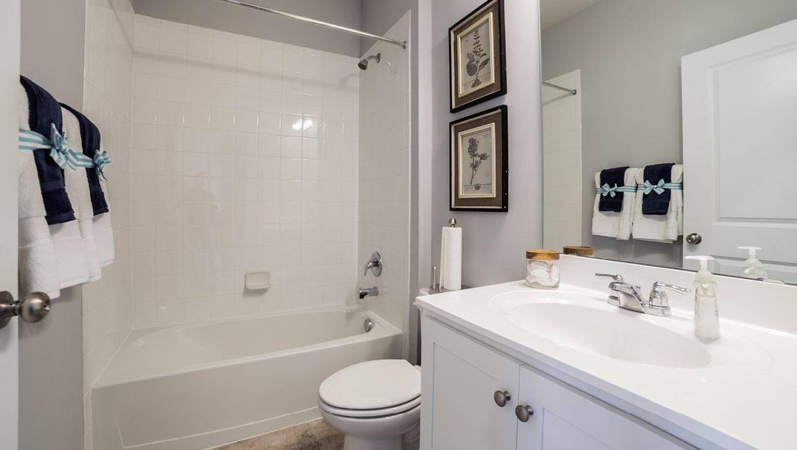 Bathroom featured in the AUBURN By D.R. Horton in Baltimore, MD