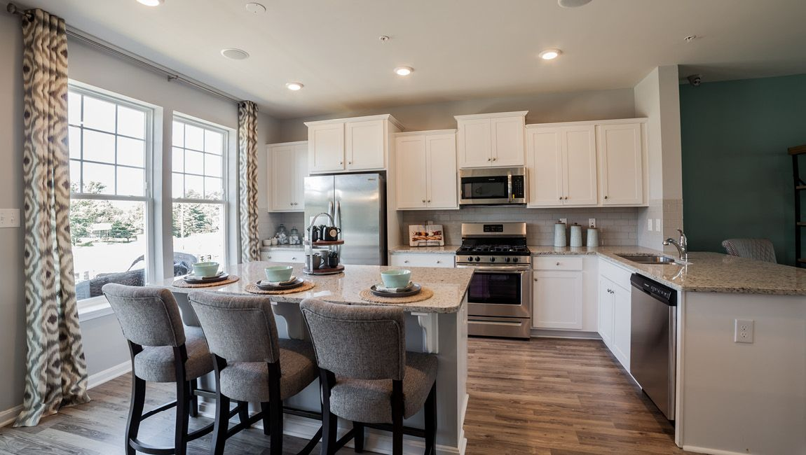 Kitchen featured in the AUBURN By D.R. Horton in Baltimore, MD