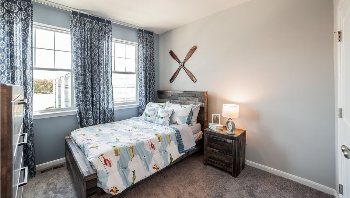 Bedroom featured in the AUBURN By D.R. Horton in Baltimore, MD