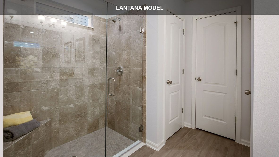 Bathroom featured in the LANTANA By D.R. Horton in Jacksonville-St. Augustine, FL