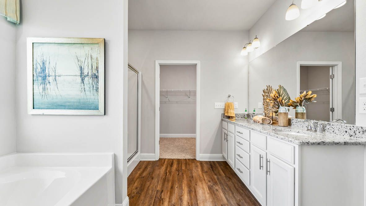 Bathroom featured in The Mila By D.R. Horton in Mobile, AL