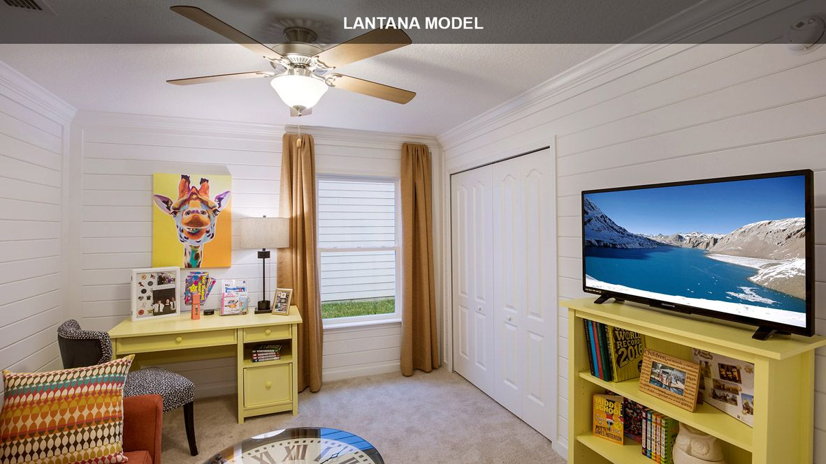 Living Area featured in the Lantana By D.R. Horton in Jacksonville-St. Augustine, FL
