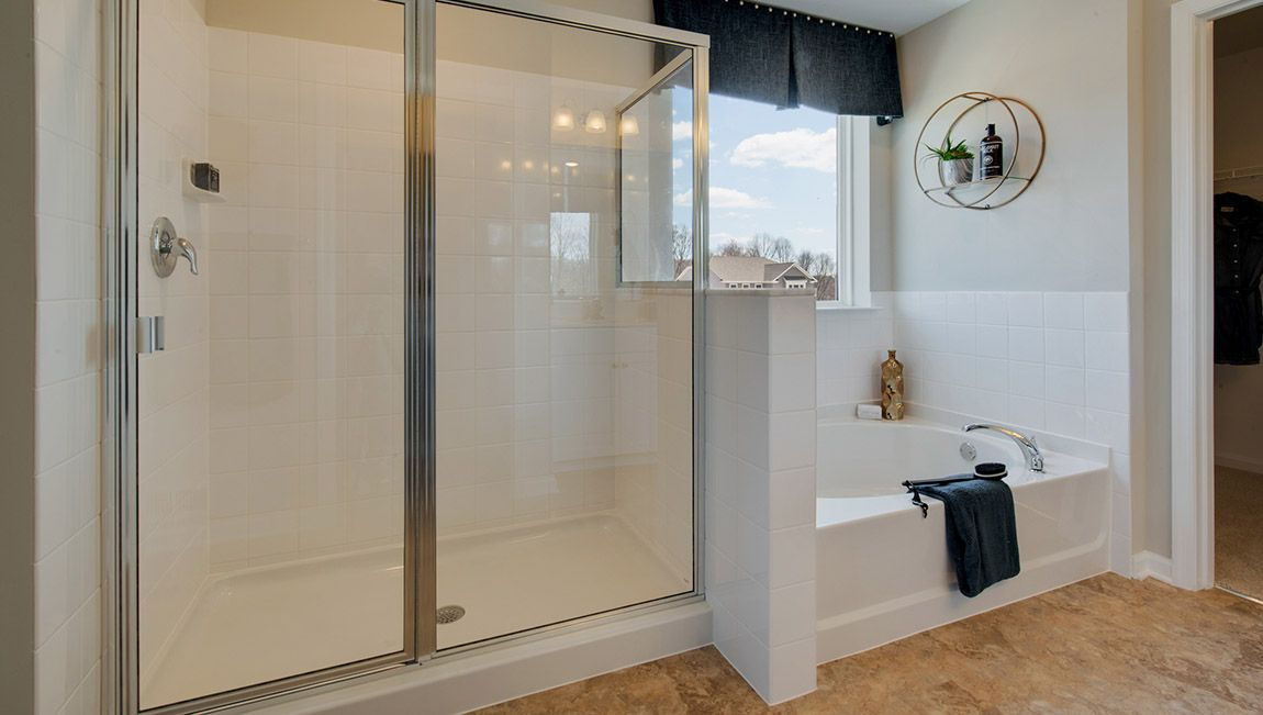 Bathroom featured in the Hadley By D.R. Horton in Ocean County, NJ