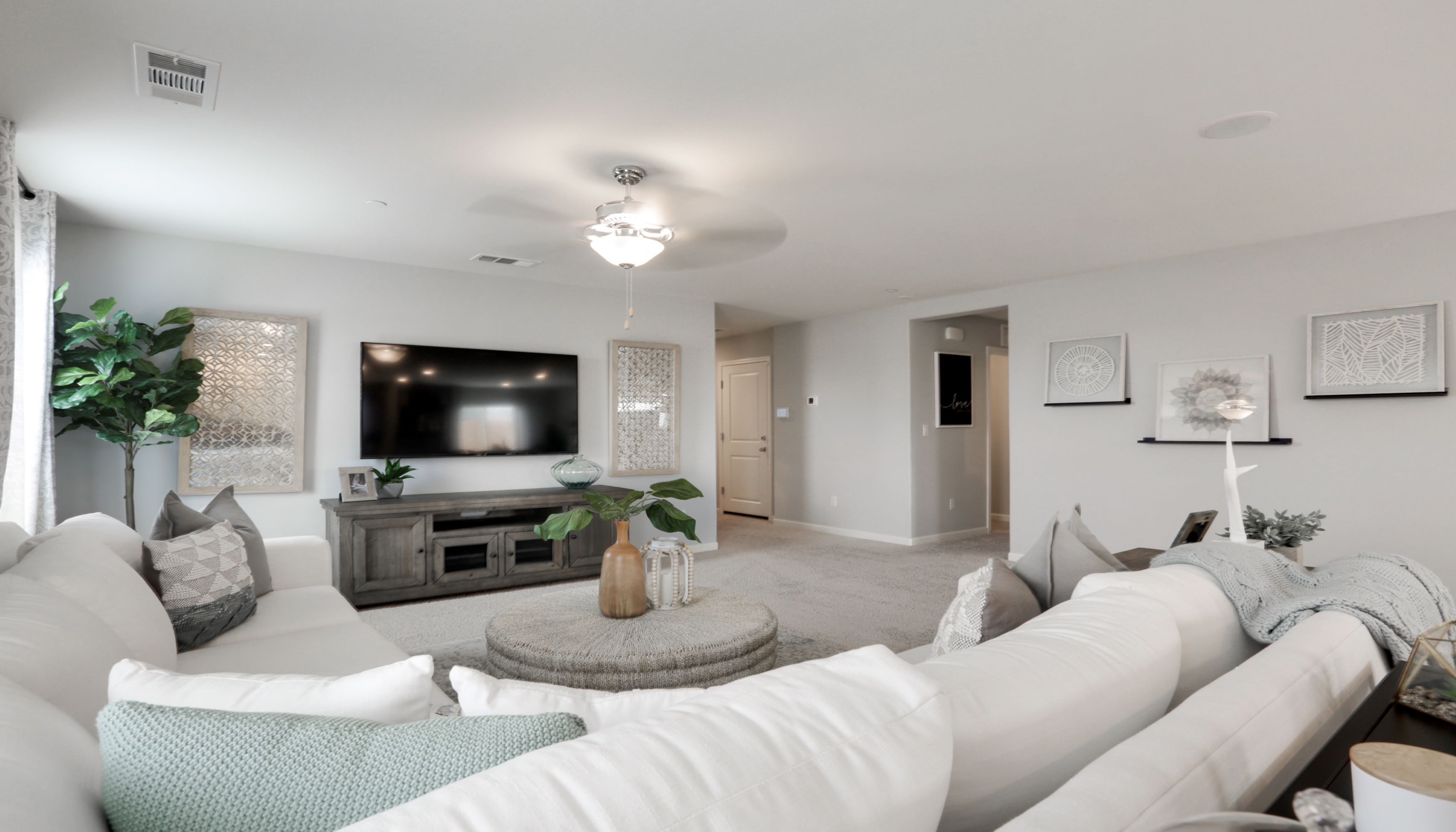 Living Area featured in the Coolidge By D.R. Horton in Bakersfield, CA