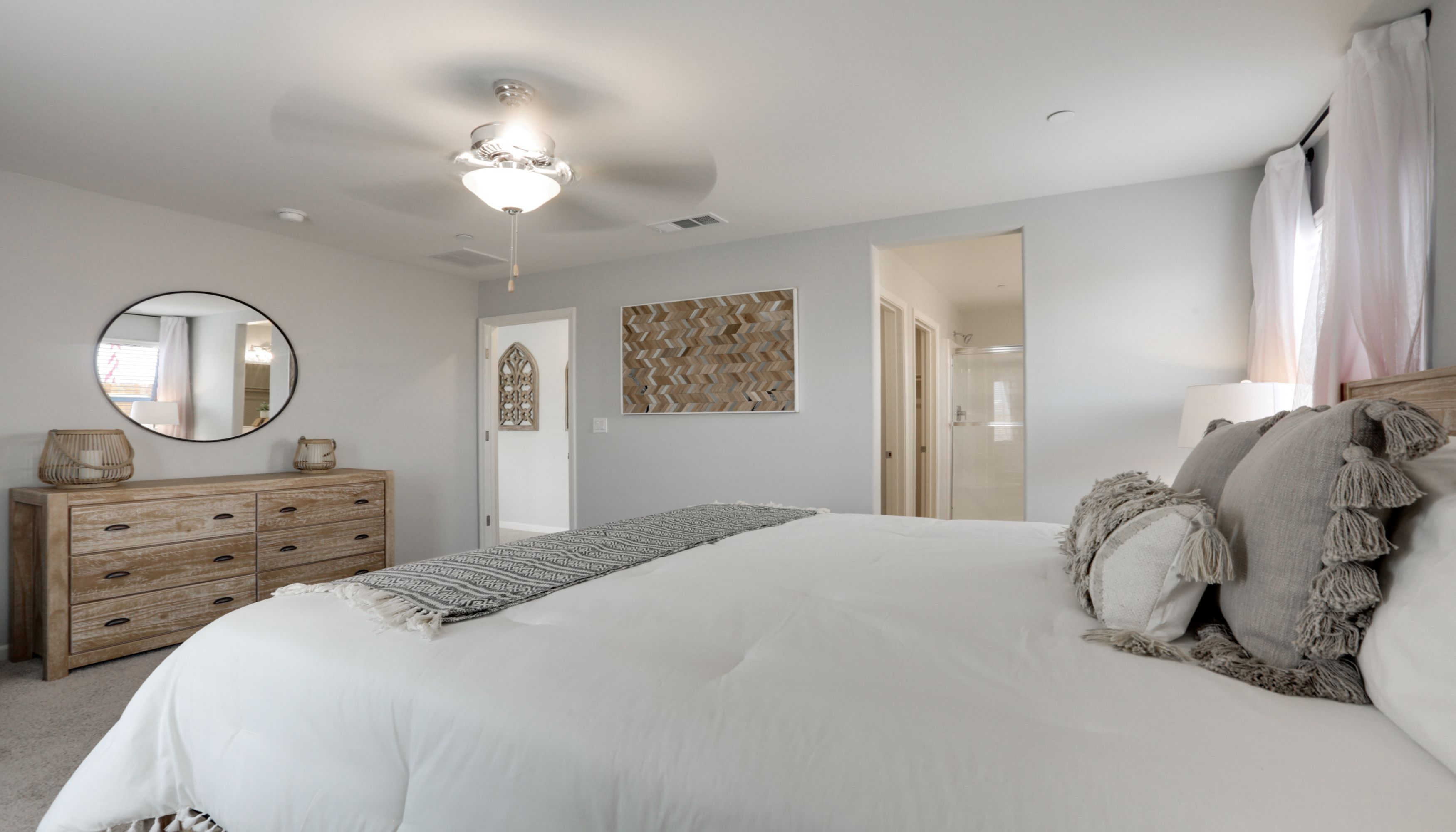 Bedroom featured in the Coolidge By D.R. Horton in Bakersfield, CA