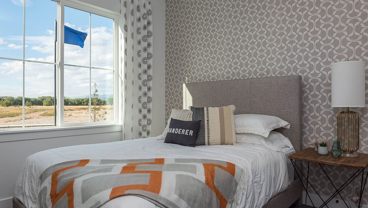 Bedroom featured in the Maryland By D.R. Horton in Salt Lake City-Ogden, UT