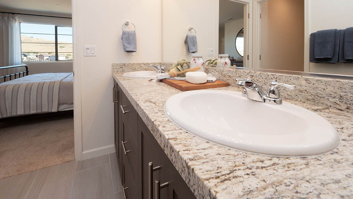 Bathroom featured in the Residence 1 By D.R. Horton in Vallejo-Napa, CA