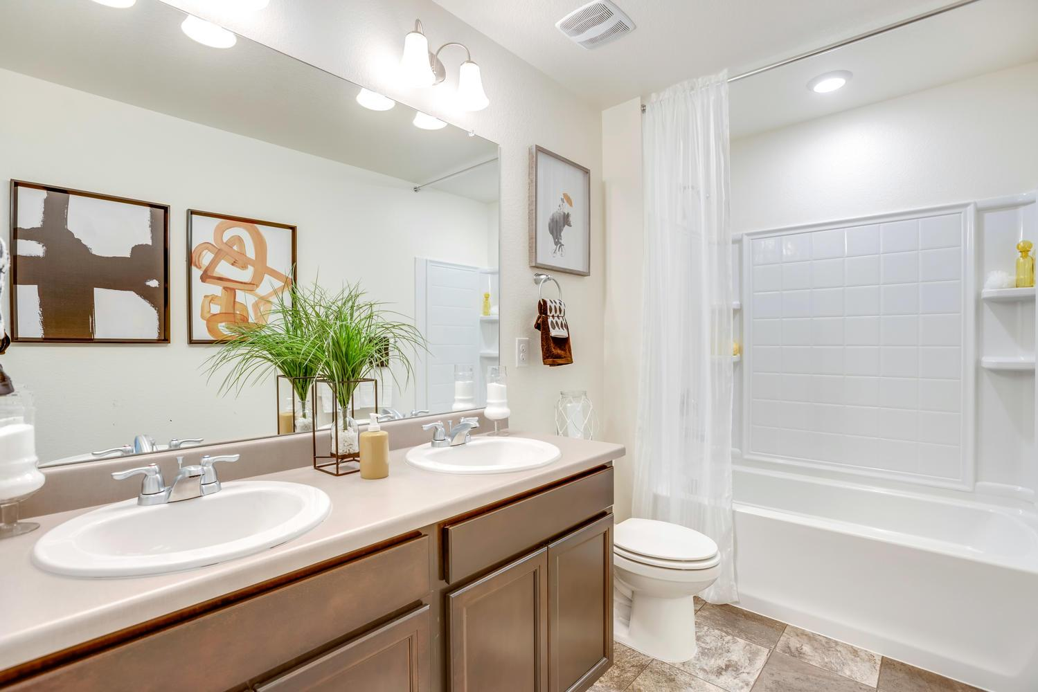 Bathroom featured in the GALEN By D.R. Horton in Boulder-Longmont, CO