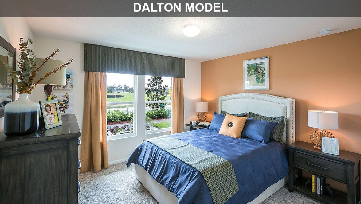 Bedroom featured in the Dalton By D.R. Horton in Daytona Beach, FL