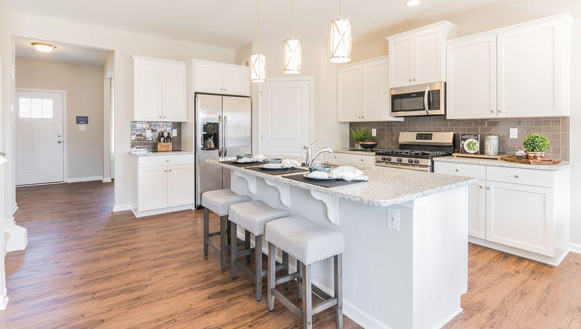 Kitchen featured in the Hadley By D.R. Horton in Philadelphia, NJ