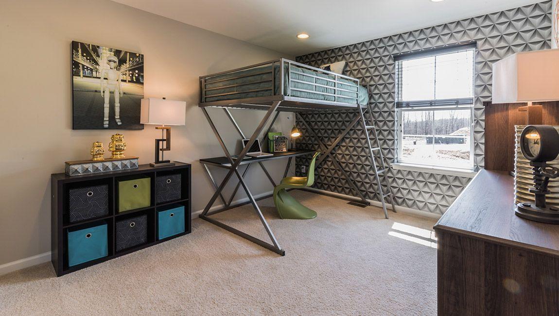 Bedroom featured in the Hadley By D.R. Horton in Philadelphia, NJ