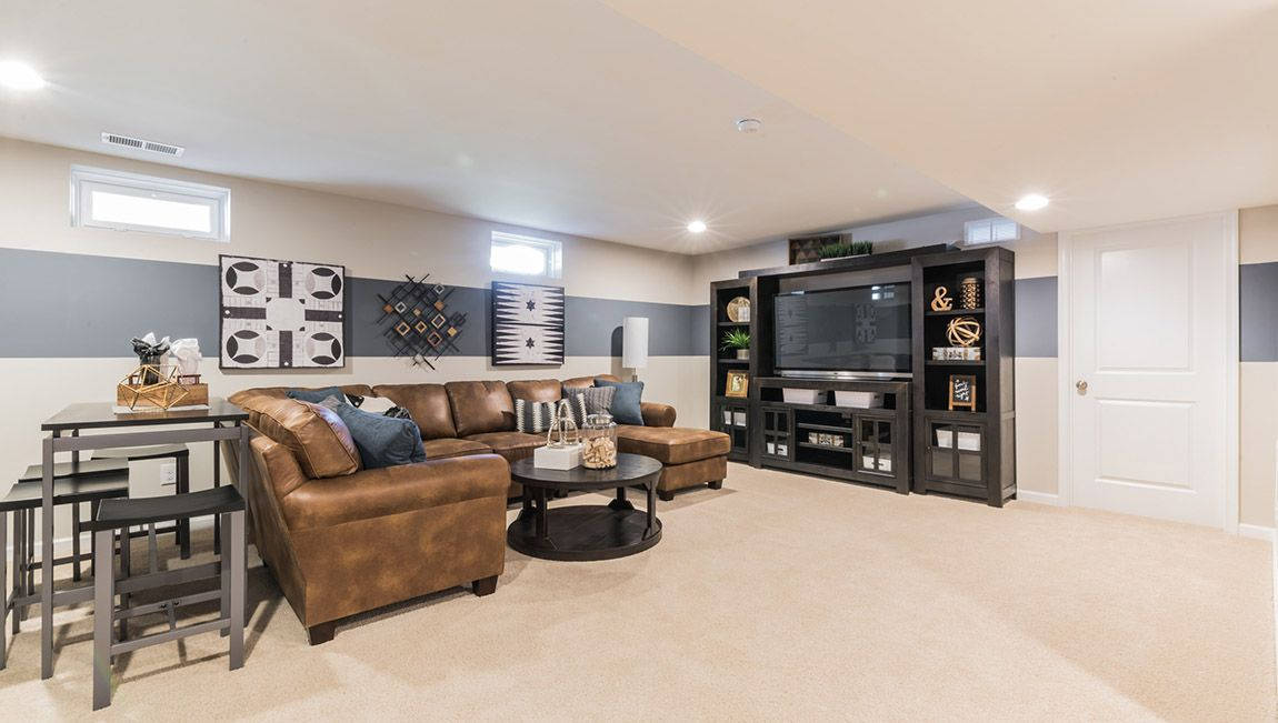 Living Area featured in the Hadley By D.R. Horton in Philadelphia, NJ