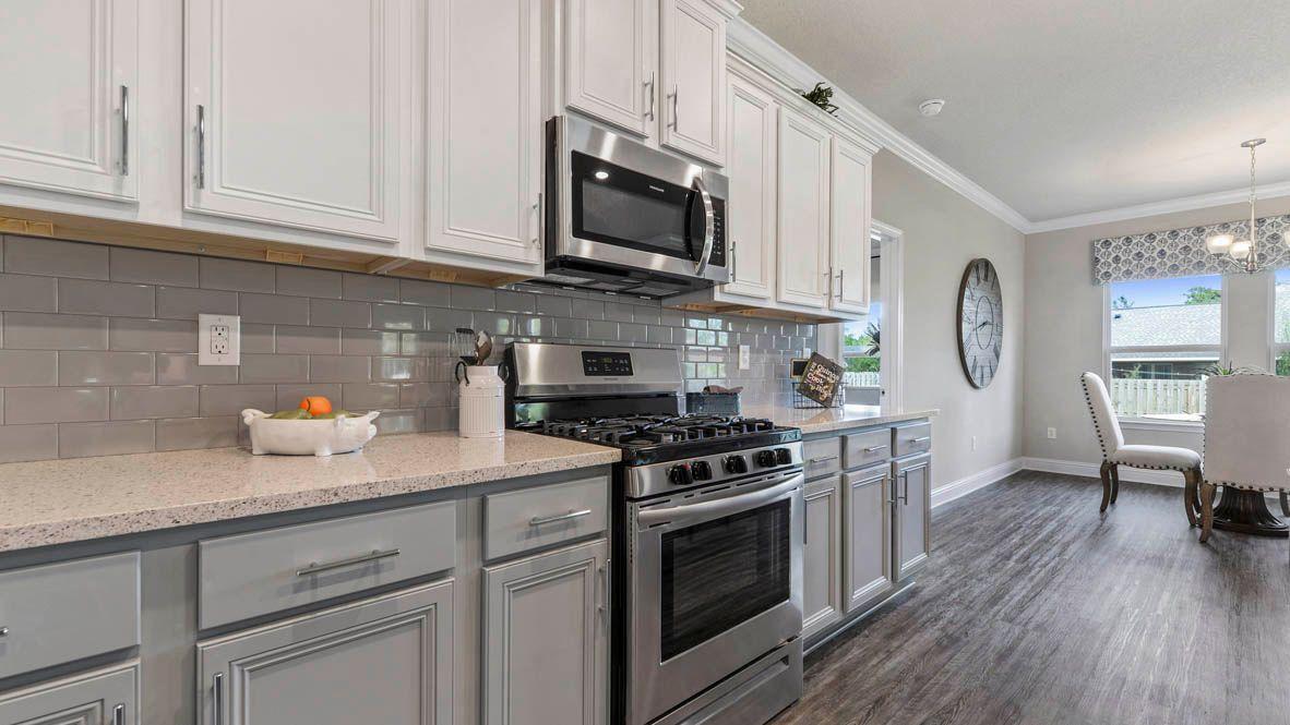 Kitchen featured in The Camden By D.R. Horton in Mobile, AL
