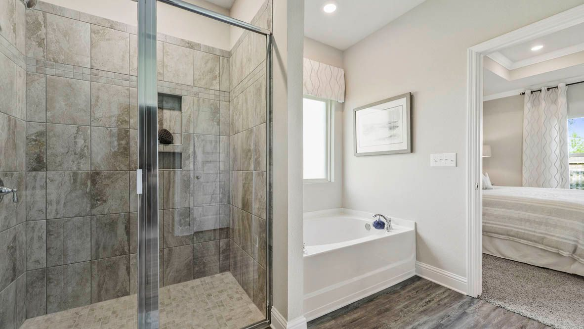 Bathroom featured in The Camden By D.R. Horton in Mobile, AL