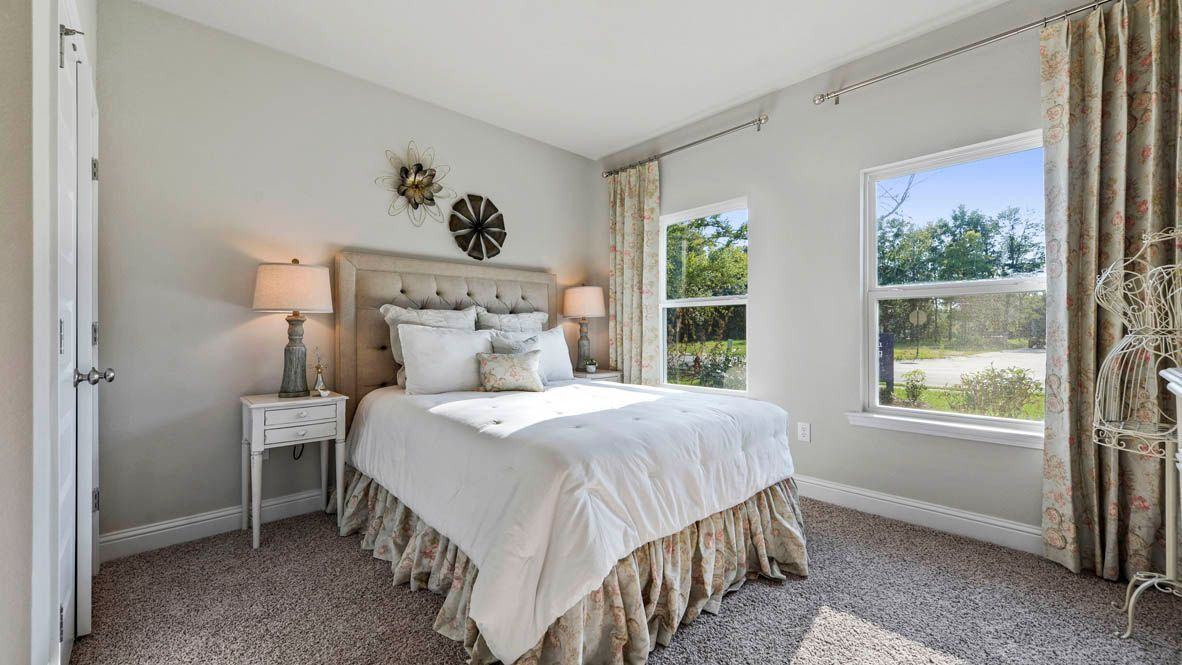 Bedroom featured in The Camden By D.R. Horton in Mobile, AL