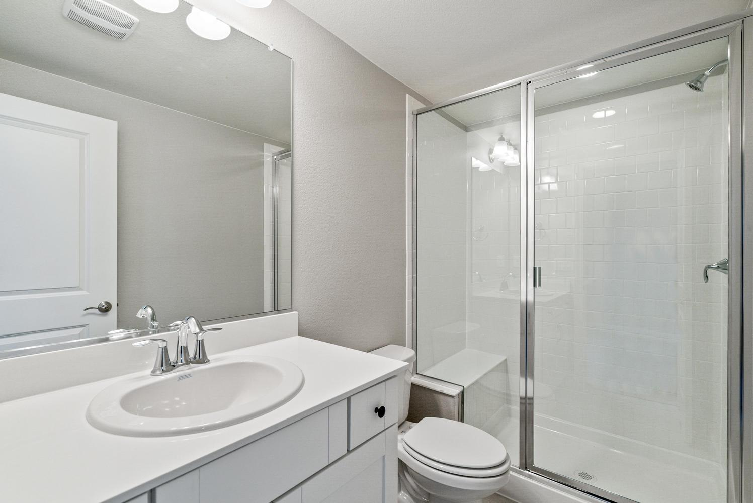 Bathroom featured in the Longs Peak By D.R. Horton in Fort Collins-Loveland, CO