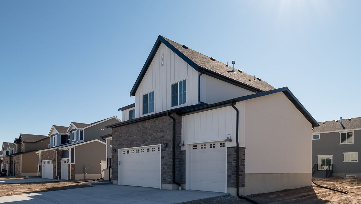 Exterior featured in the Topaz By D.R. Horton in Provo-Orem, UT