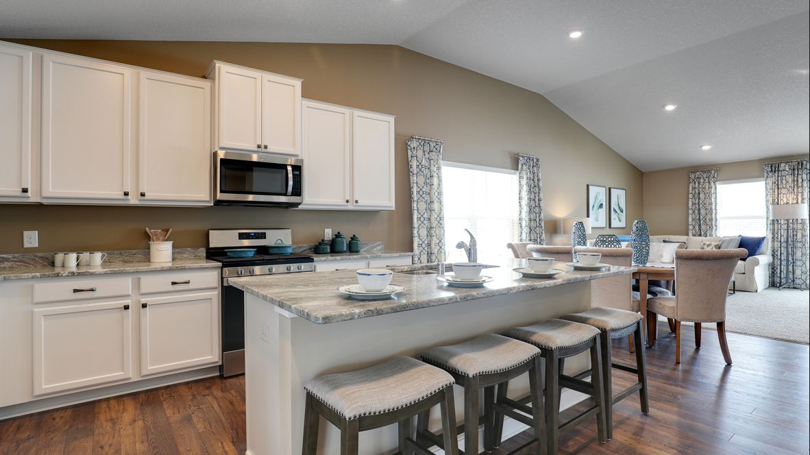 Kitchen featured in The Everett By D.R. Horton in Minneapolis-St. Paul, MN