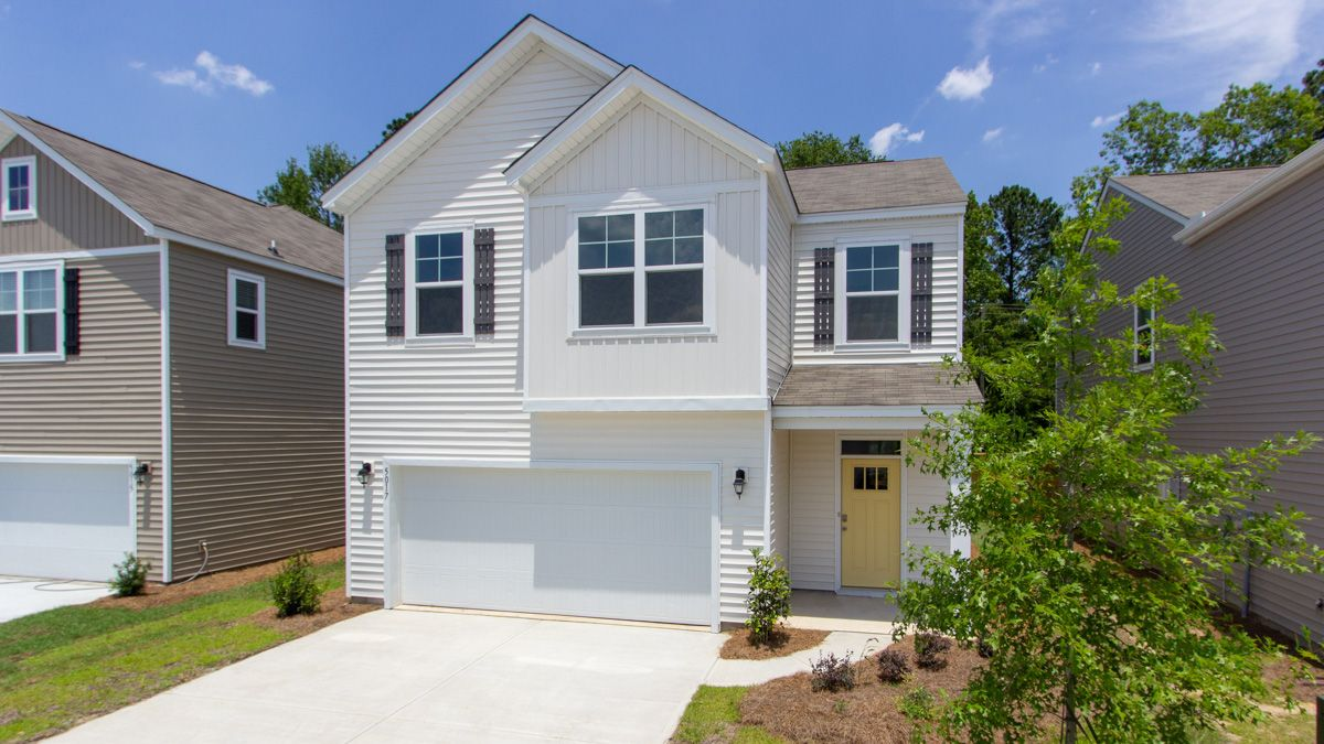 Exterior featured in the Edmon By D.R. Horton in Charleston, SC