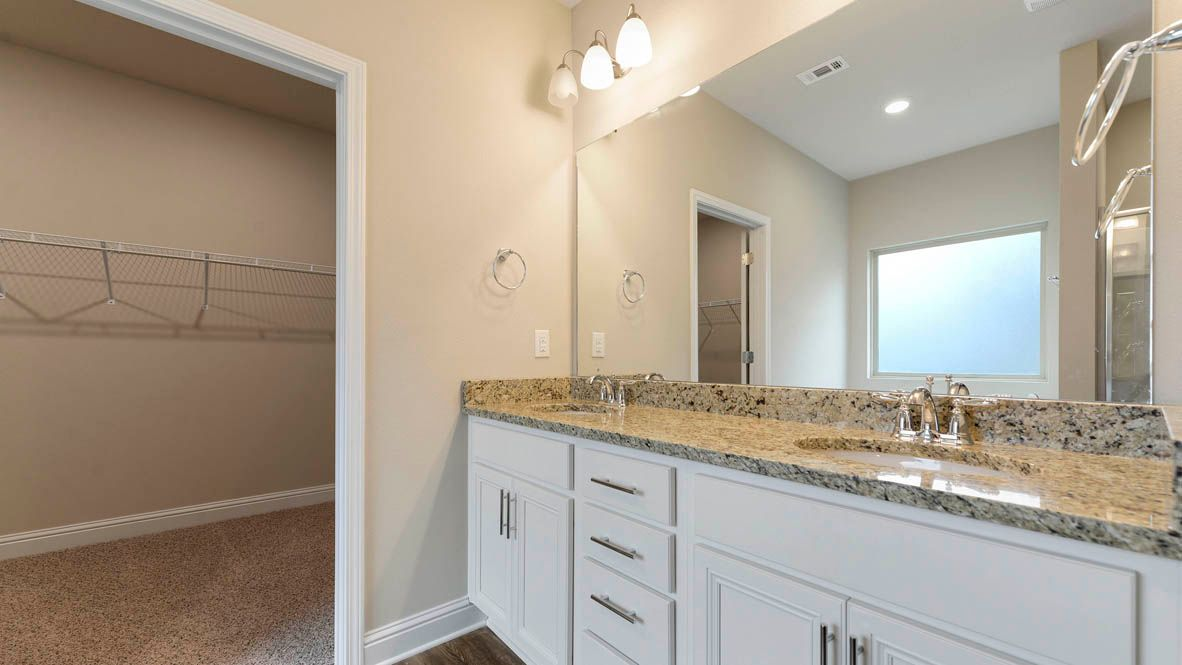 Bathroom featured in The Katherine By D.R. Horton in Mobile, AL
